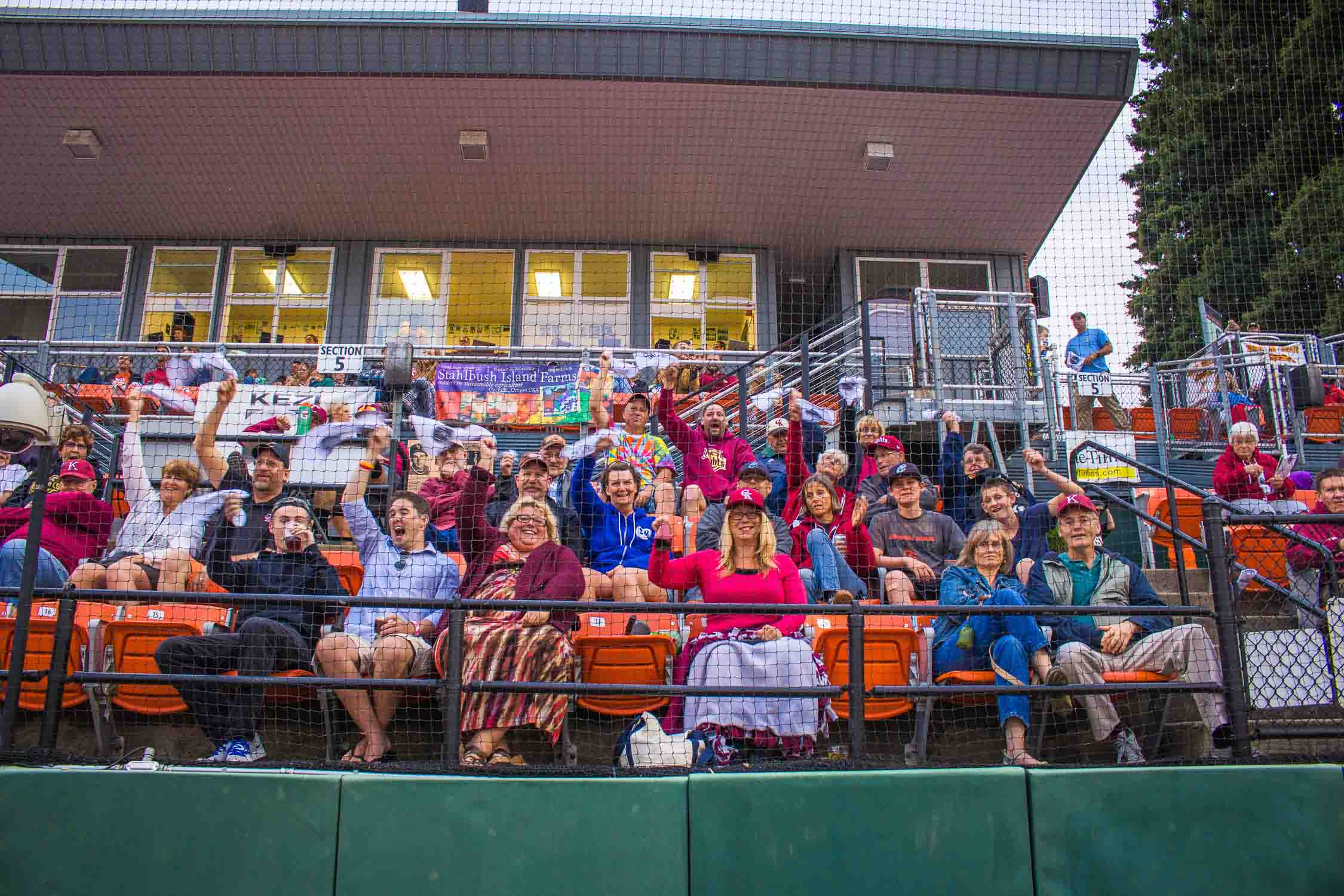 Corvallis Knights Fans