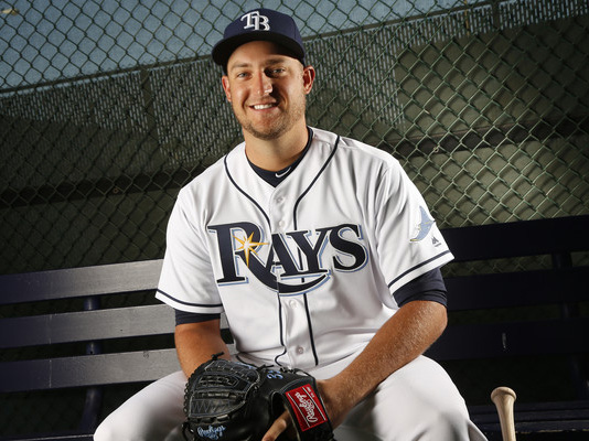 Brooks Hatch Blog: Alum Matt Andriese Dazzles Angels