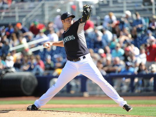 Brooks Hatch Blog: Mariners Recall Alum Sam Gaviglio