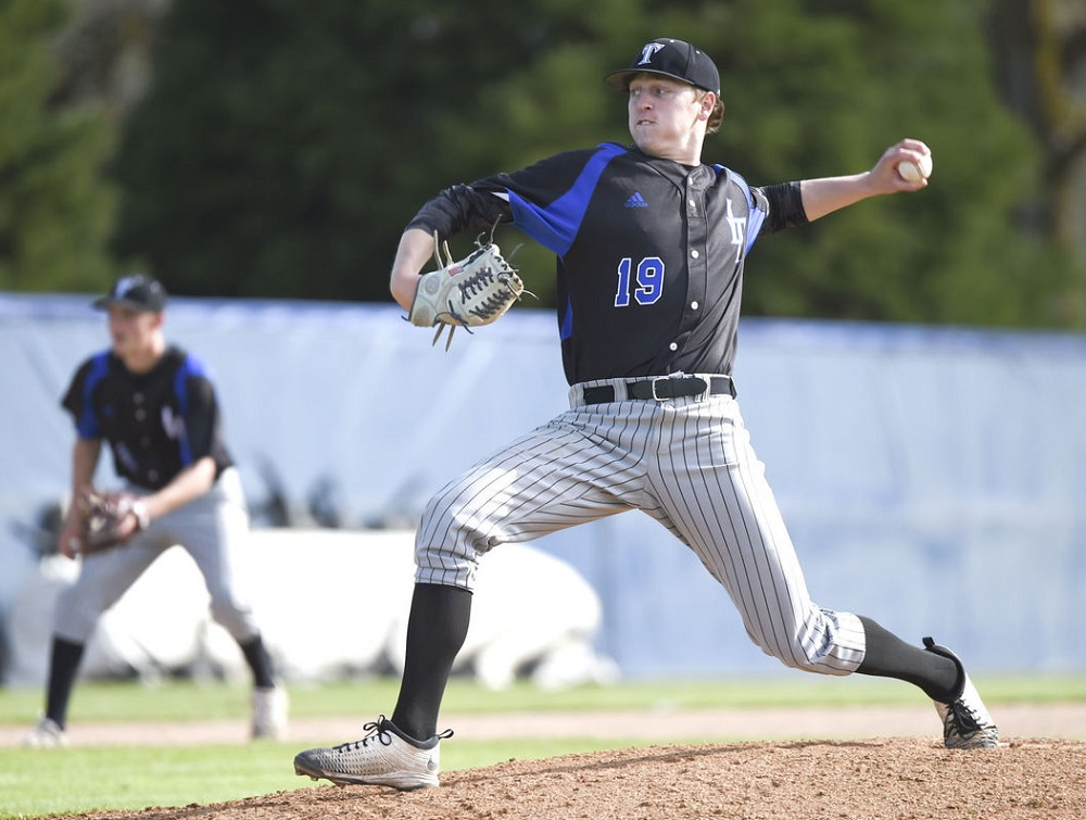 Crowson Has Strong Outing, Knights Win Series At Bellingham