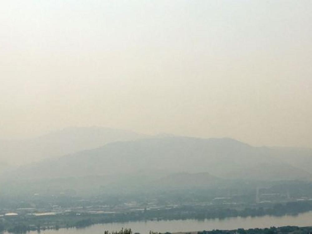 Smoke From Wildfires Postpones Series At Wenatchee