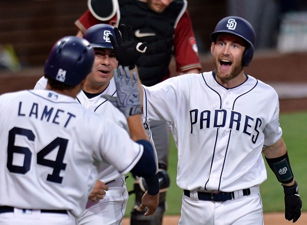 Brooks Hatch Blog: Alum Rocky Gale Hits First Major-League Homer