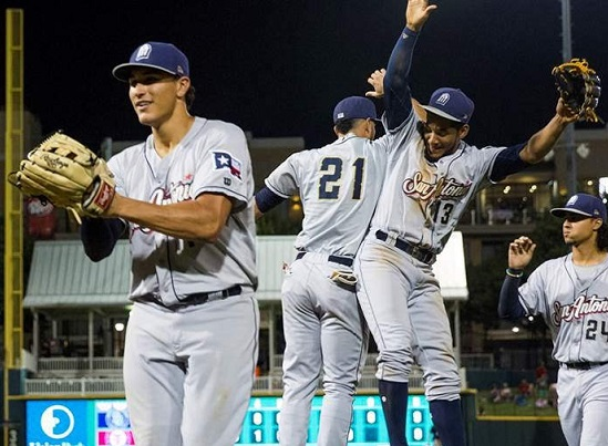 Torres, Missions Clinch Second-Half Title; Bloomquist Moves To AA