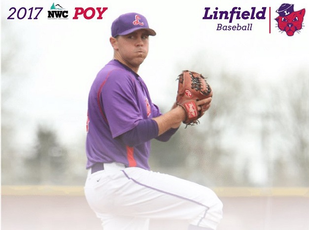 Brooks Hatch Blog: Linfield LHP Cason Cunningham Returning For 2018 Season
