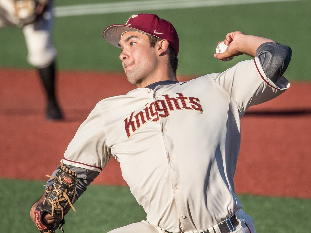 13 Knights Recognized As Top Players To Watch In CBN's 2018 College Baseball Preview Issue