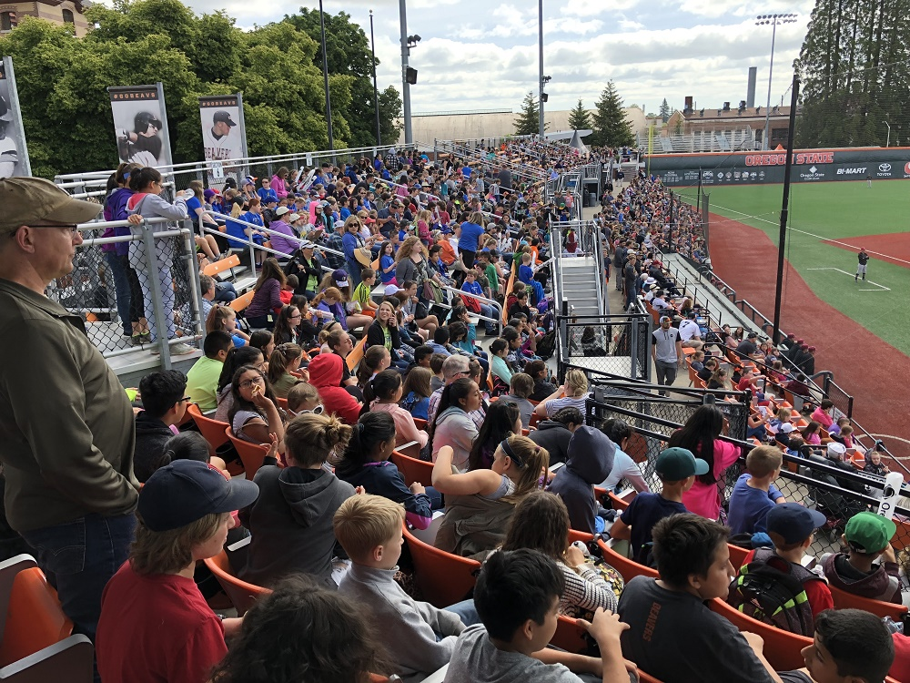 Record Crowd Sees Knights Fall In Season Opener Vs. Sea Dogs