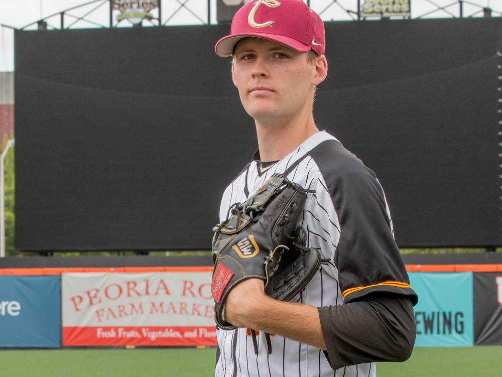 Knights Ace Landen Bourassa Of San Francisco Named WCL Pitcher Of The Week