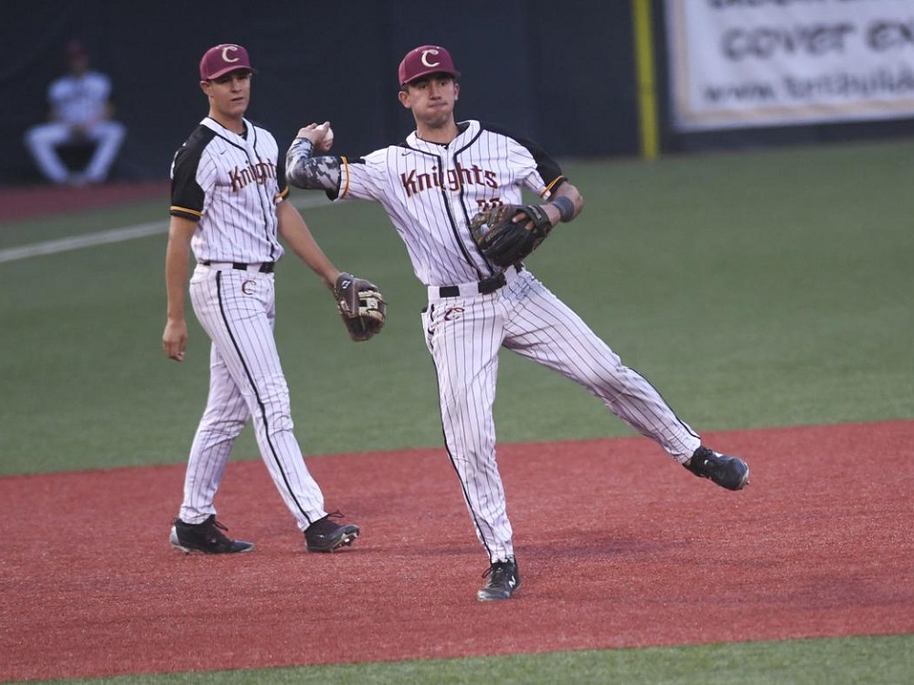 Beau Philip And Connor Redmond Named WCL Players Of The Week