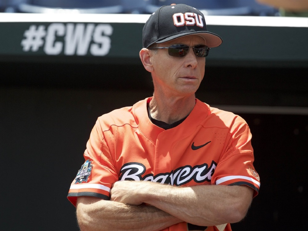 Longtime Partner Pat Casey Of Oregon State Baseball Retires