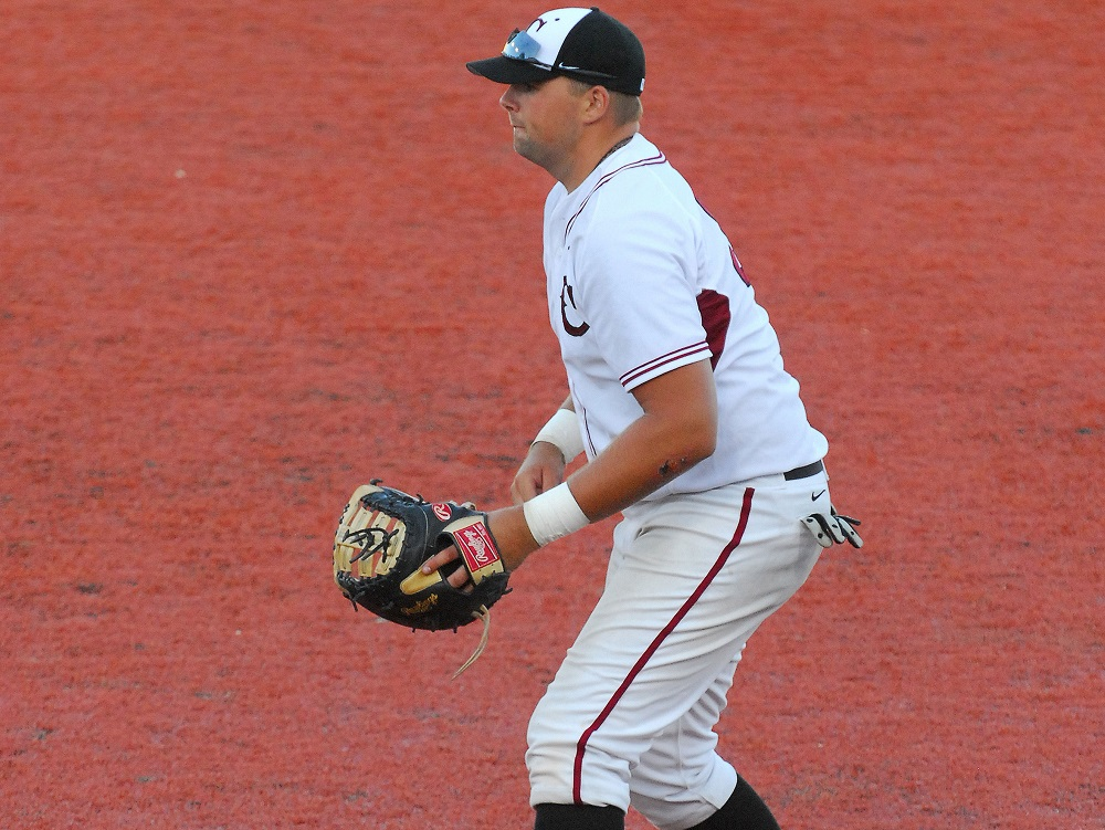 Corvallis Knights Alum DJ Johnson Takes Long Road To Major Leagues