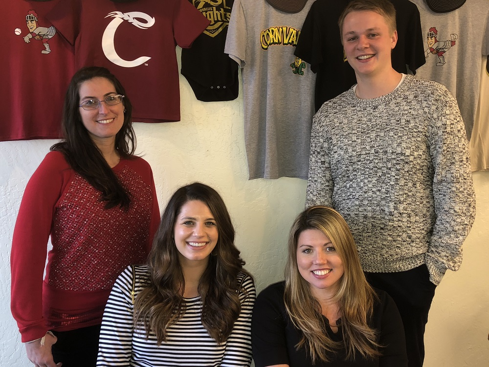 Corvallis Knights Bolster Front Office With Two New Hires; Promotion Of Korey Kozaryn