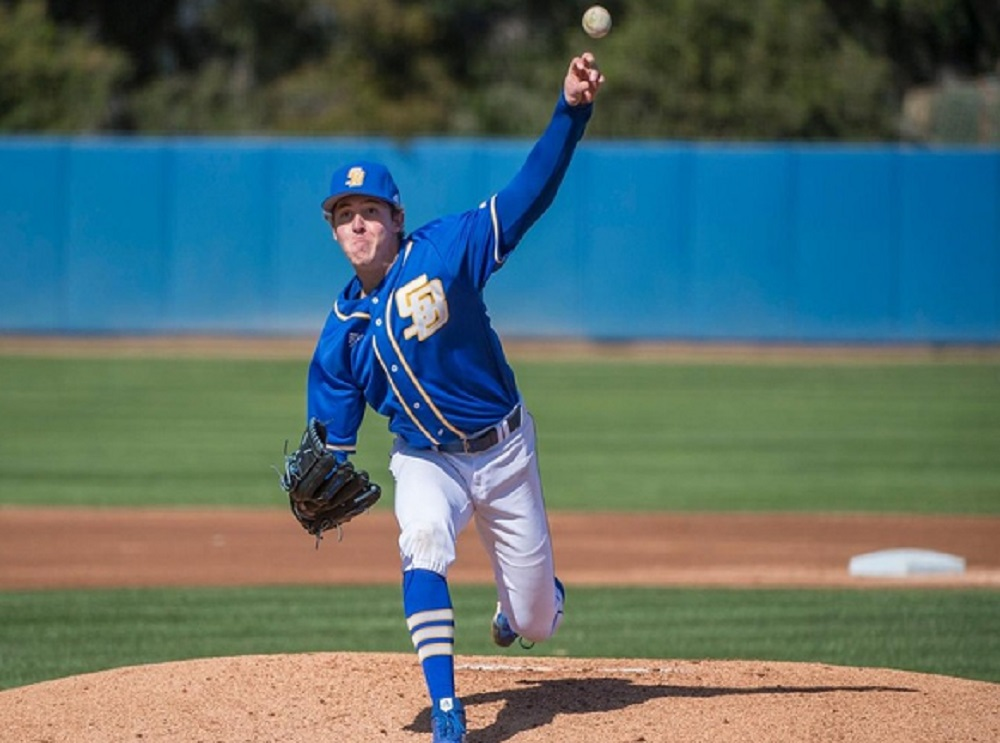 Brooks Hatch Blog: Gauchos' Boone Throws A Gem