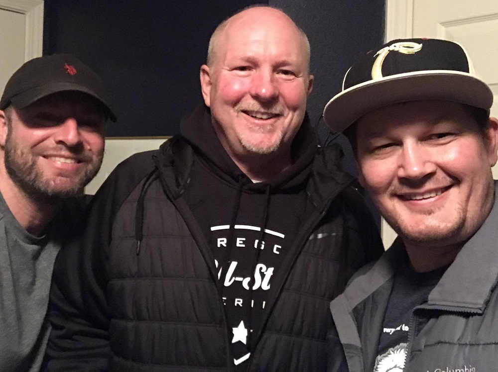 Ben & David Of Diamonds And Roses Podcasts Interview Knights Baseball Club CEO Dan Segel