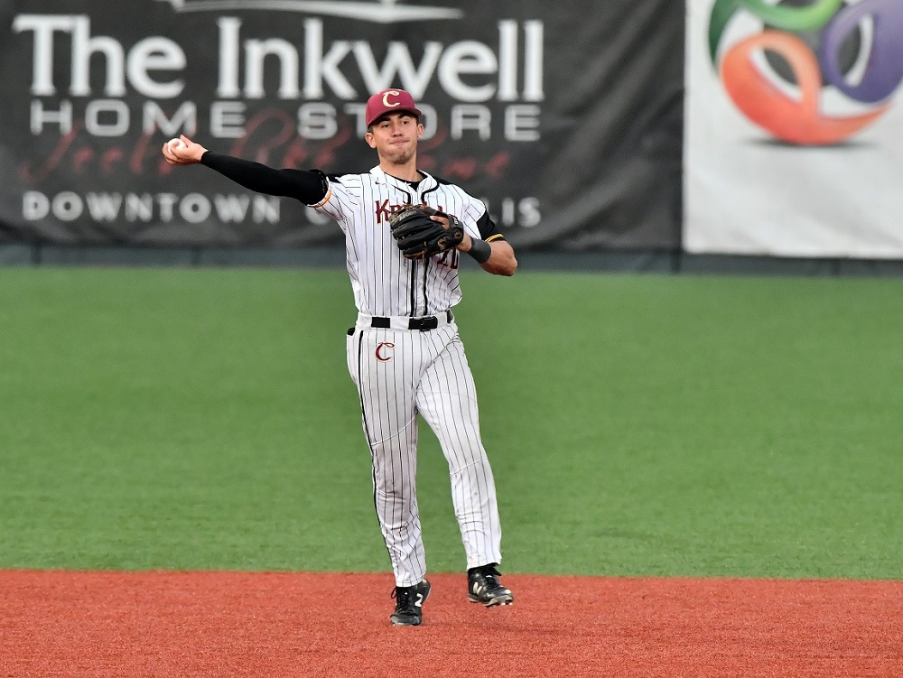 Atlanta Selects Former Corvallis Shortstop Beau Philip Of OSU In Second Round Of MLB Draft