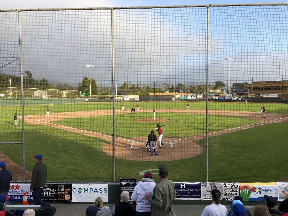 Corvallis Captures Humboldt Series With 9-3 Game Two Win