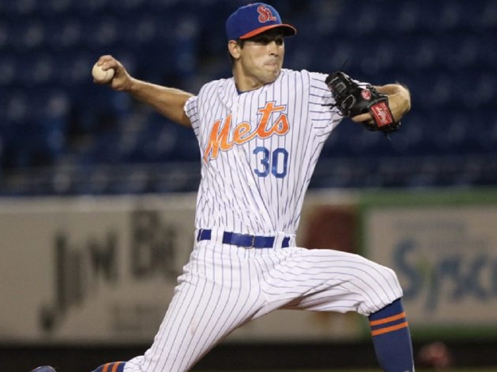 Brooks Hatch Blog: New York Mets Recall Alum Stephen Nogosek