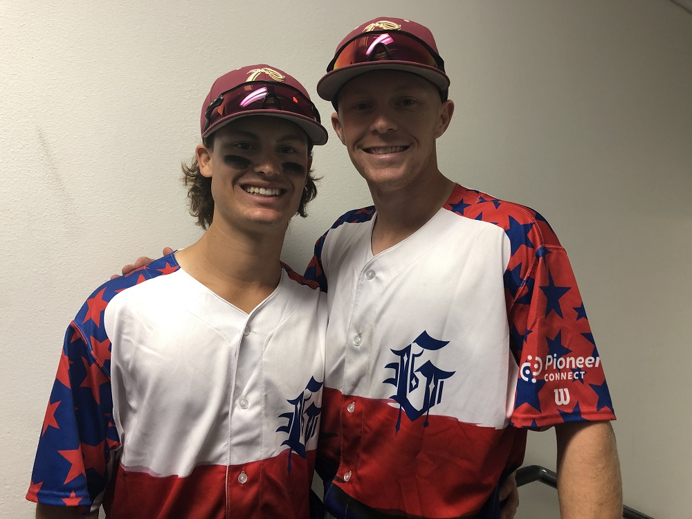 Holcroft Sets WCL Hits Record In 11-3 Win Over AppleSox