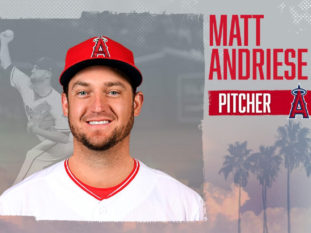 Brooks Hatch Blog: Matt Andriese Traded To Los Angeles Angels