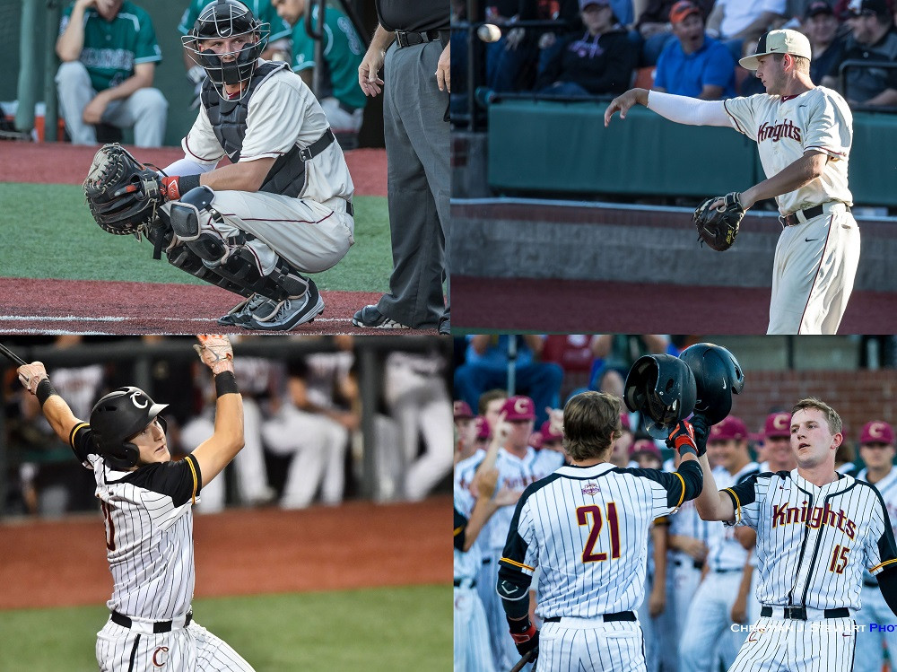 Three-Year Corvallis Catcher Zak Taylor Of OSU Named Knights Collegiate Player Of The Decade