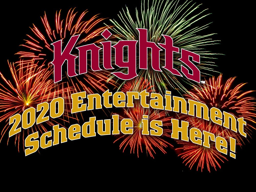Knights Unveil Schedule Full Of Affordable Family Fun