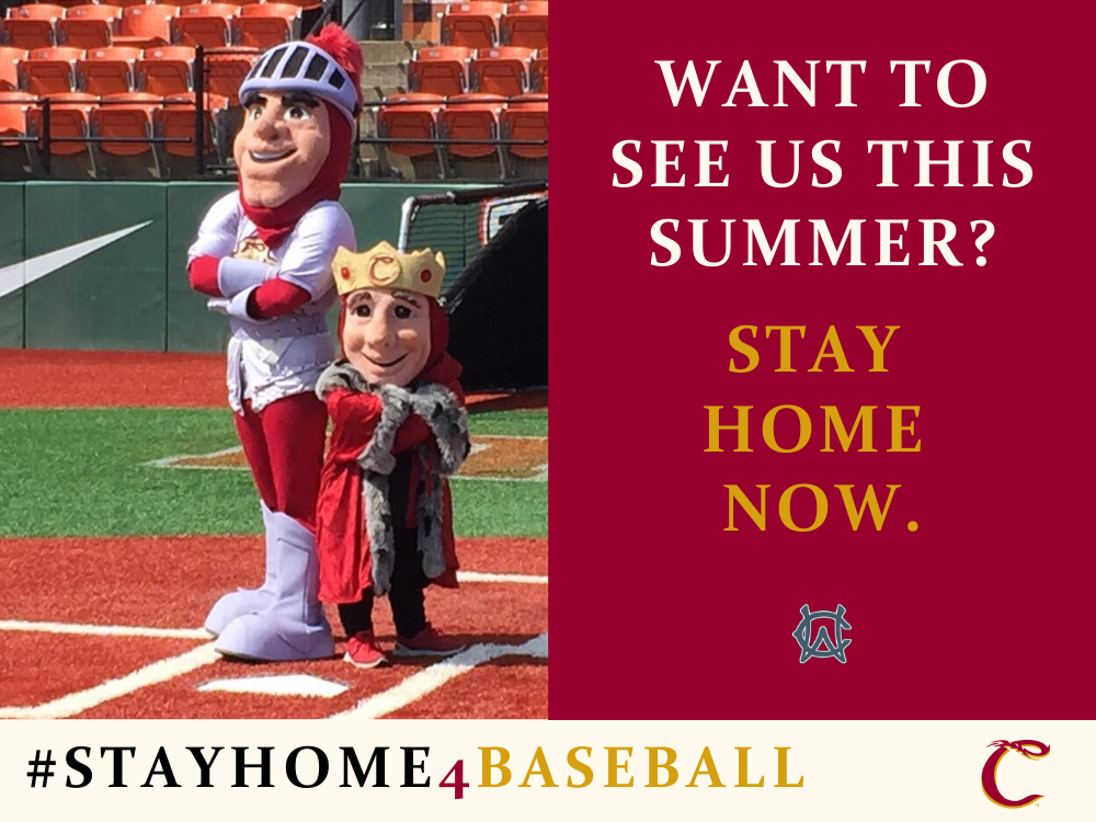 WCL Urges Fans To #StayHome4Baseball